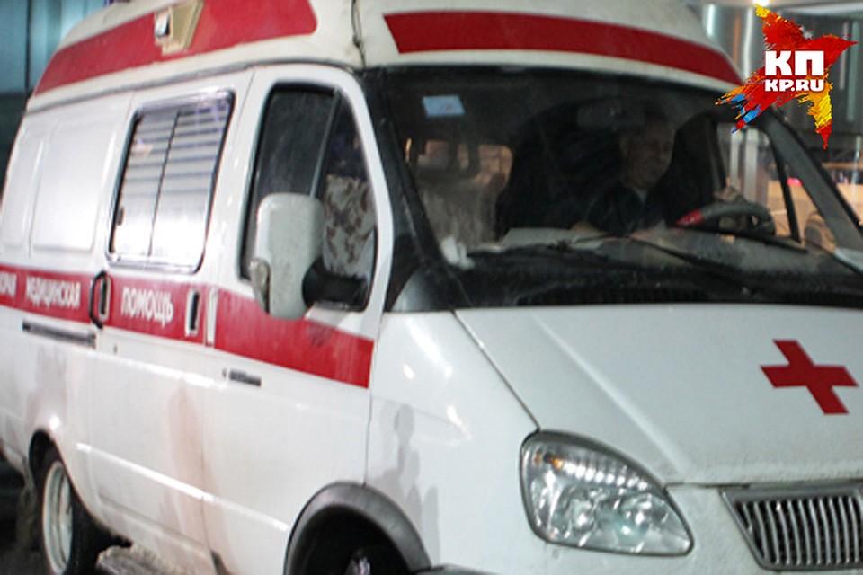 ВБрянской области вДТП умер 35-летний мужчина