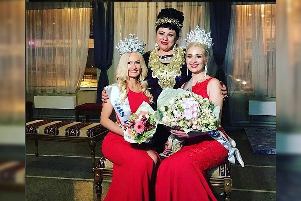 Екатерина Калашникова стала «Миссис Нижний Новгород— 2017»