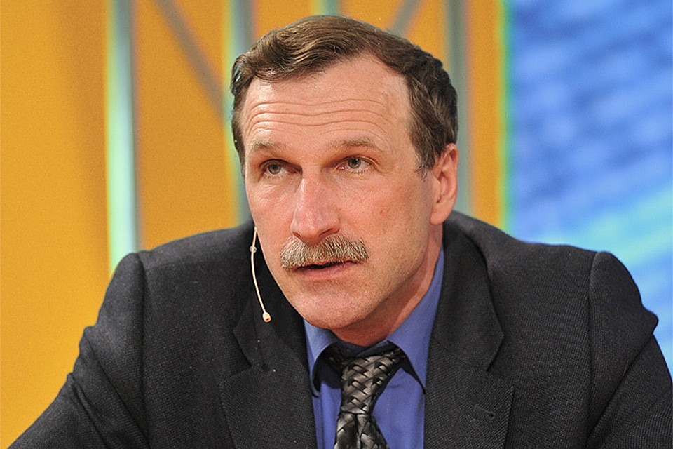 Политолог и журналист Георгий Бовт