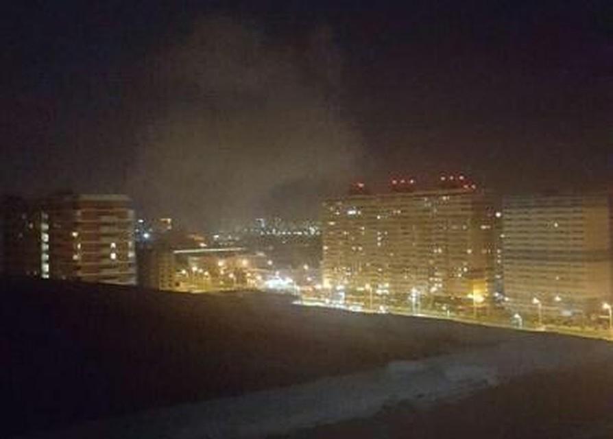 Один человек пострадал врезультате сильного возгорания назаводе вКраснодаре