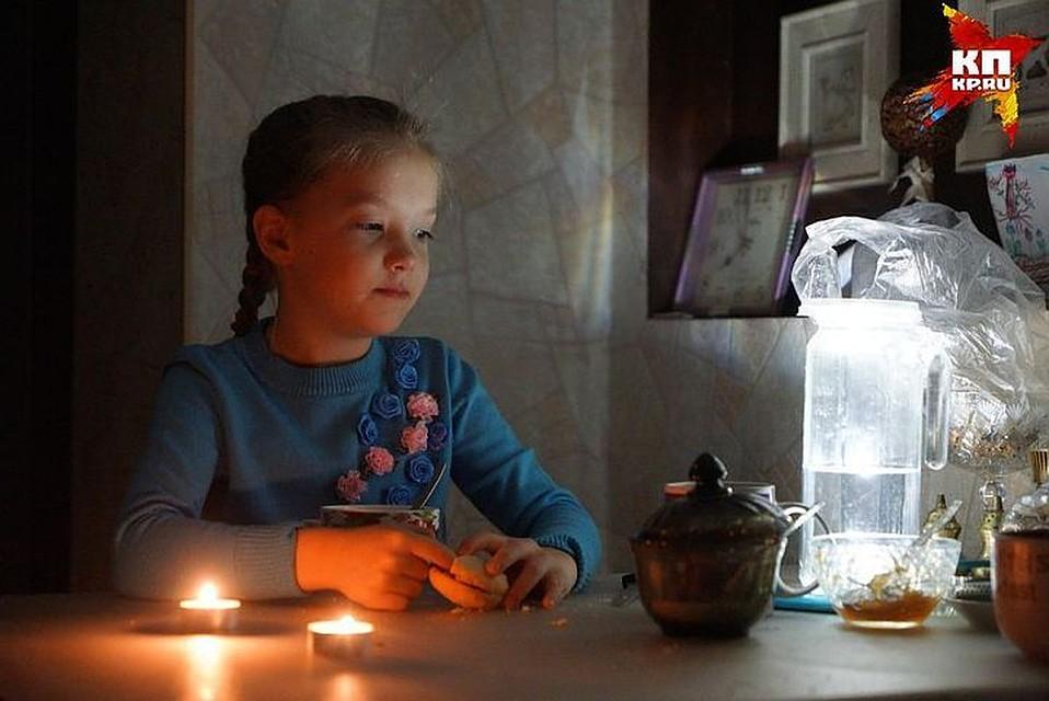 ВСвердловской области шторм оставил без света практически 40 000 человек