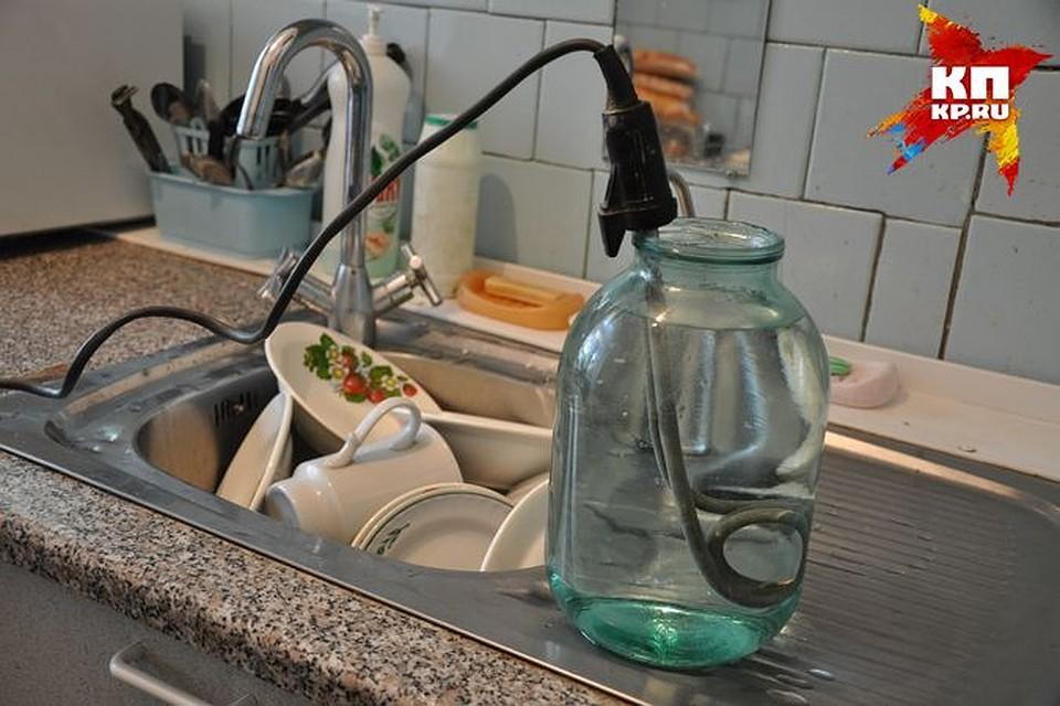 ВНовосибирске еще 4 района остались без горячей воды