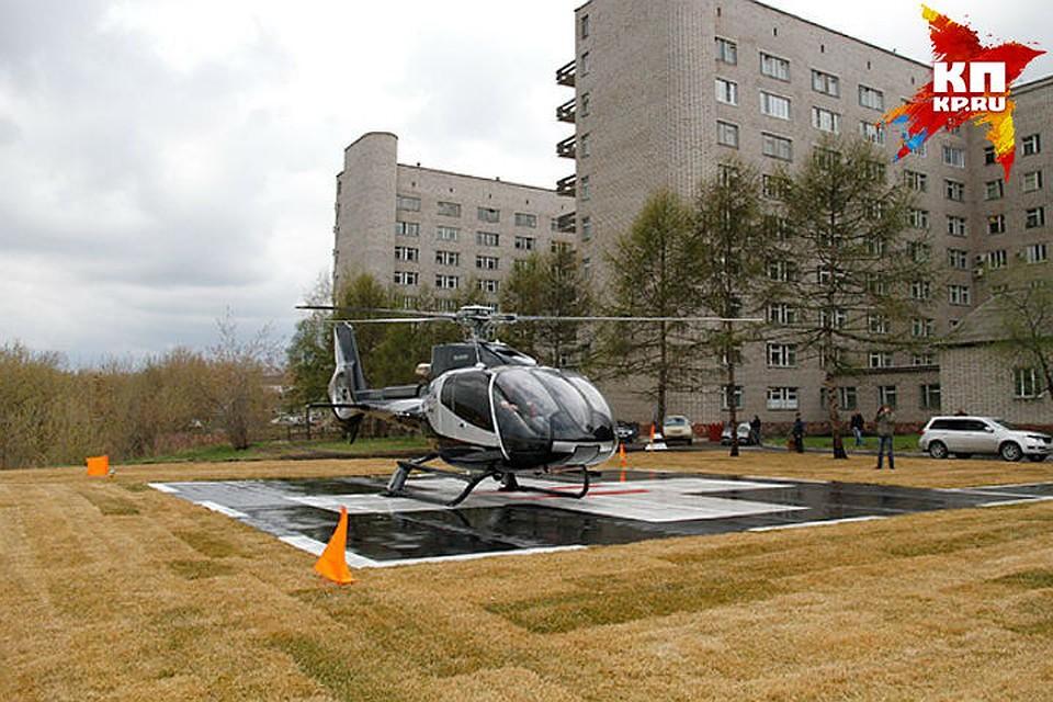 Краевую клинику вКрасноярске реконструируют за3,77 млрд. руб.