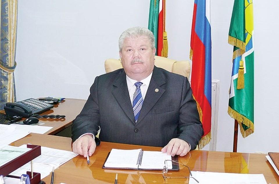 Руководитель Буинского районаРТ Азат Айзетуллов покинул пост посостоянию здоровья