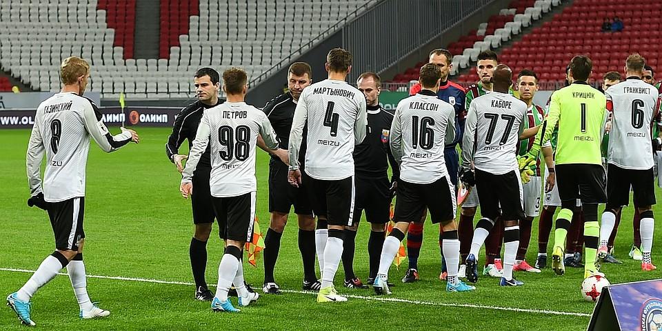 ФК «Краснодар» проведет семь товарищеских матчей вовремя летних сборов