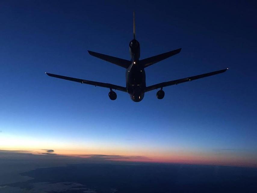 Кбазе ВВС США не советуют приближаться