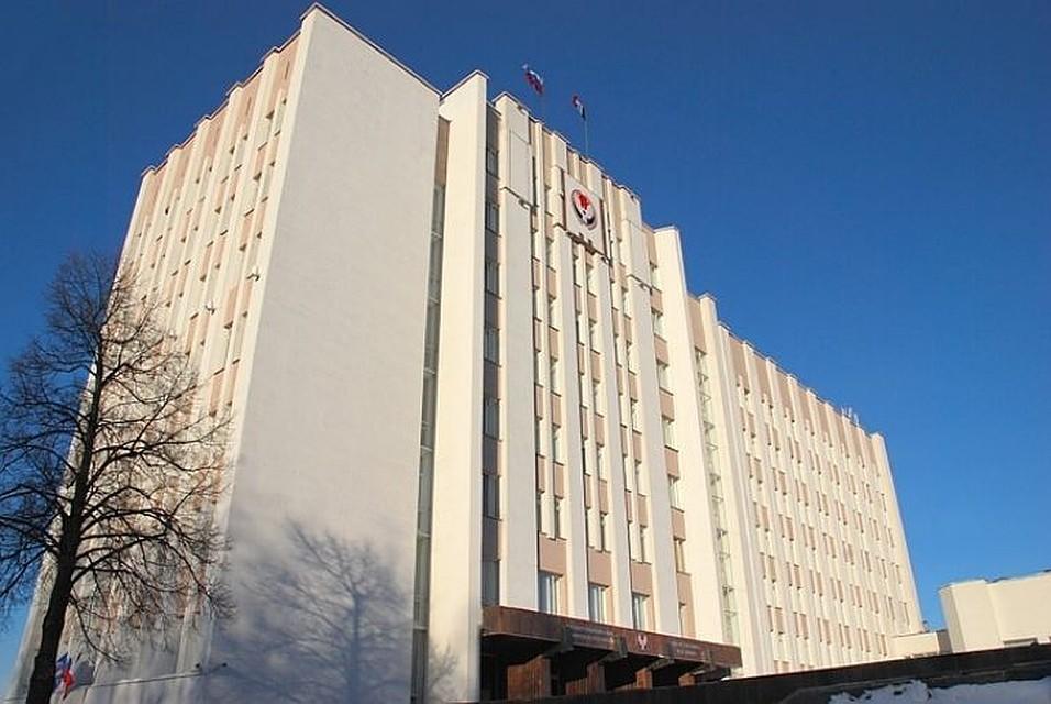 Аппарат государственного совета Удмуртии может сократиться на15-20%