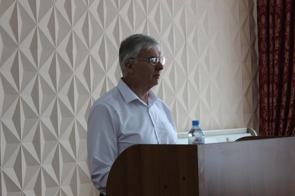 Главой Усть-Лабинского района Кубани стал Николай Артющенко