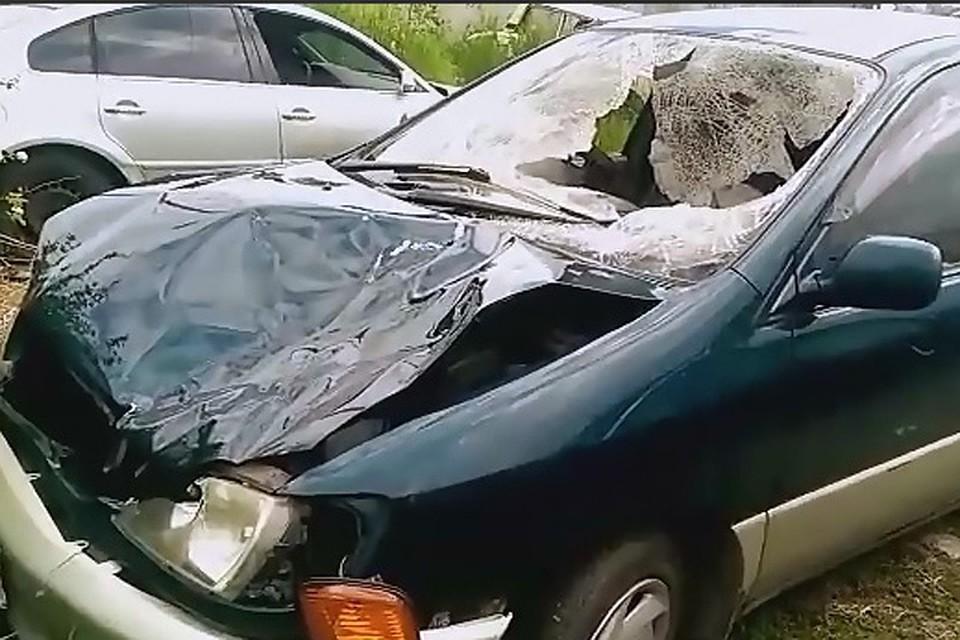 Милиция ищет водителя иномарки, насмерть сбившего мужчину вСлюдянском районе
