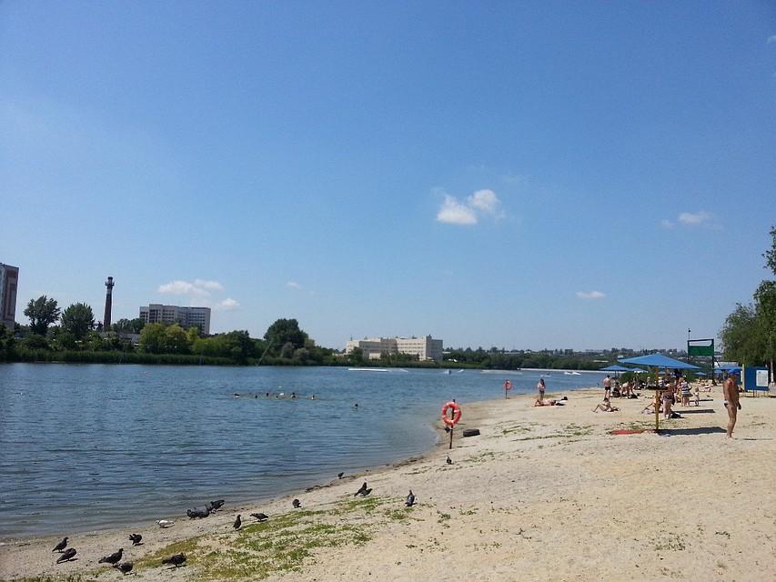 Три места предлагают запретить для купания вИркутске иИркутском районе