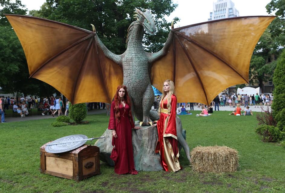 НаПоклонной горе пройдет фестиваль по«Играм престолов»