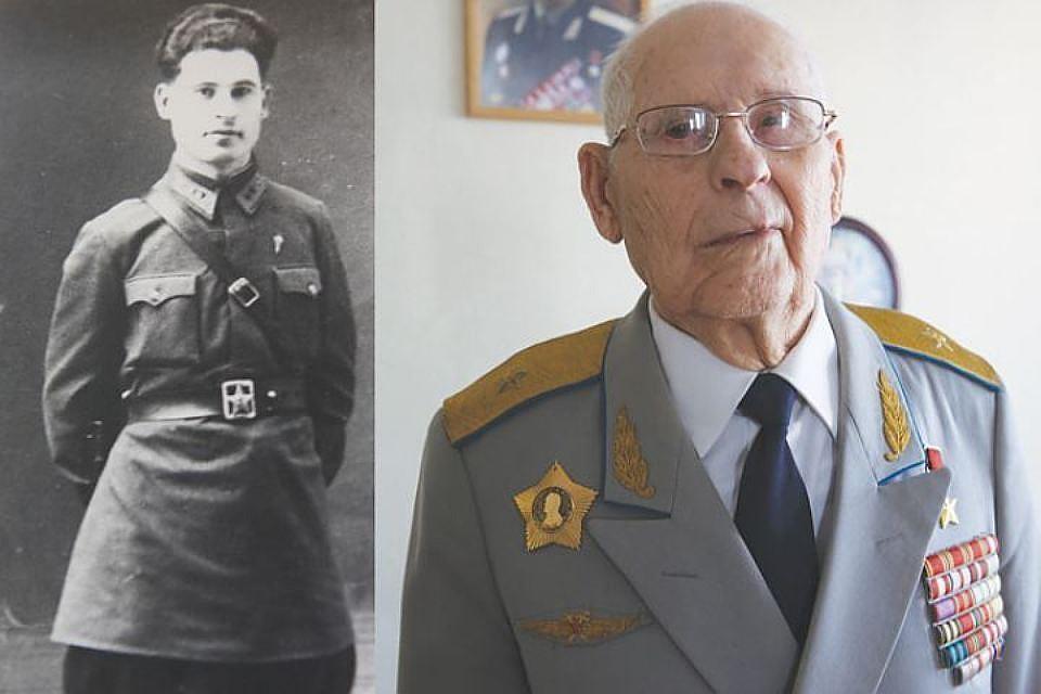 Легендарный кубанский летчик Николай Жуган скончался на101 году жизни