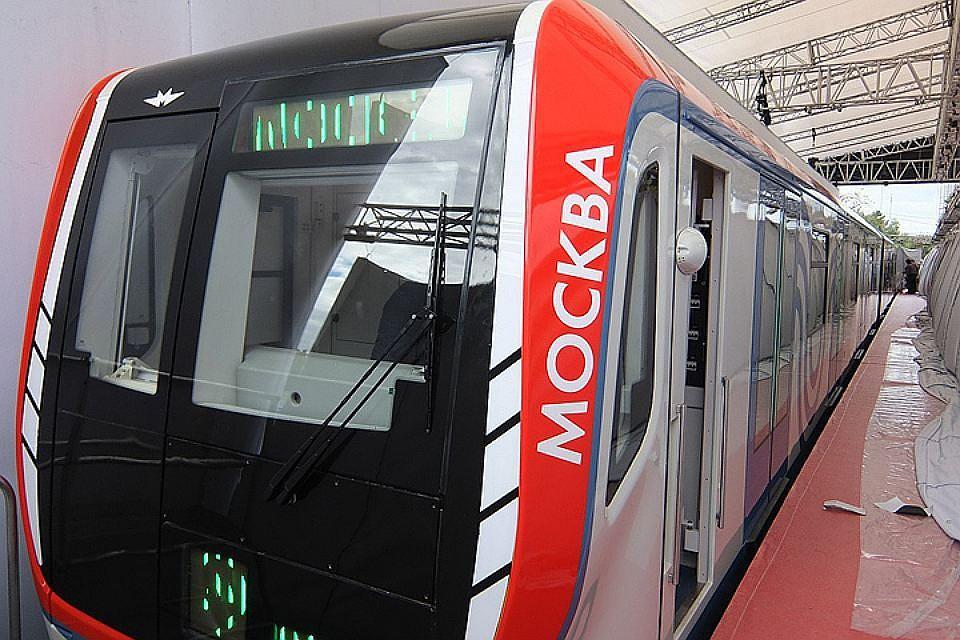 Возгорания впоезде метро «Москва» небыло— Производитель заявляет