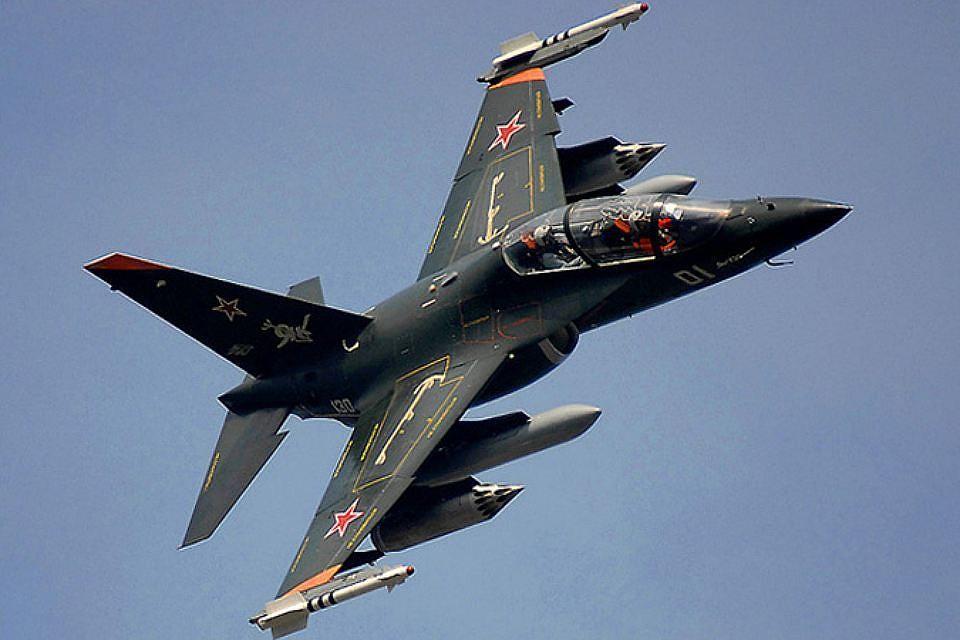 Новые Як-130 поступили введение краснодарских ВКС