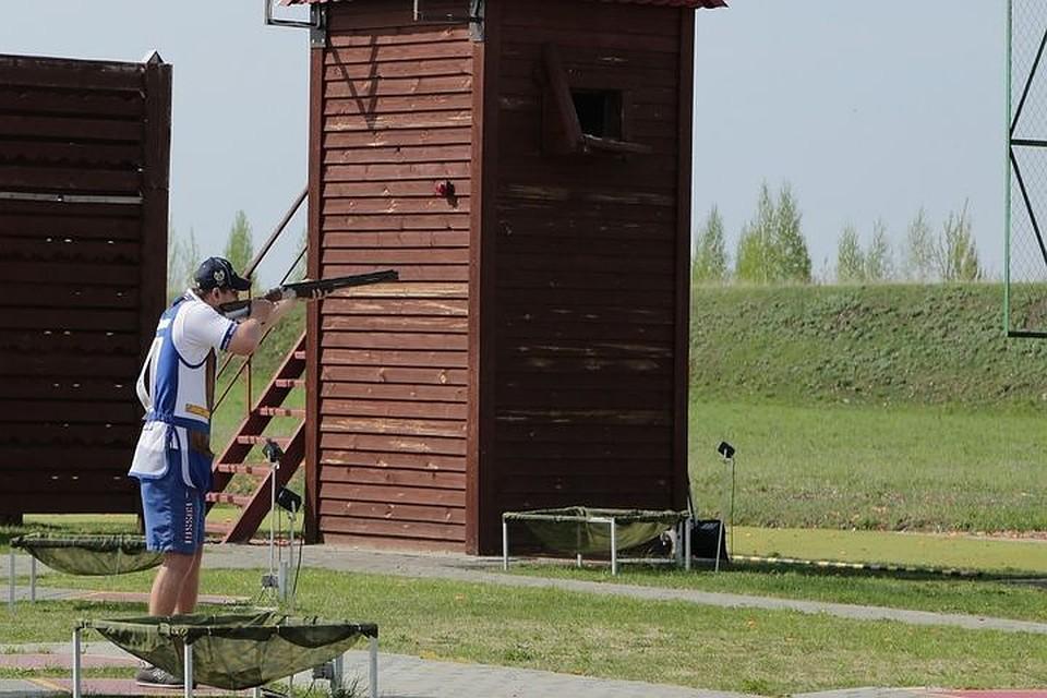 Виталий Фокеев одержал победу вдубль-трапе наЧР постендовой стрельбе