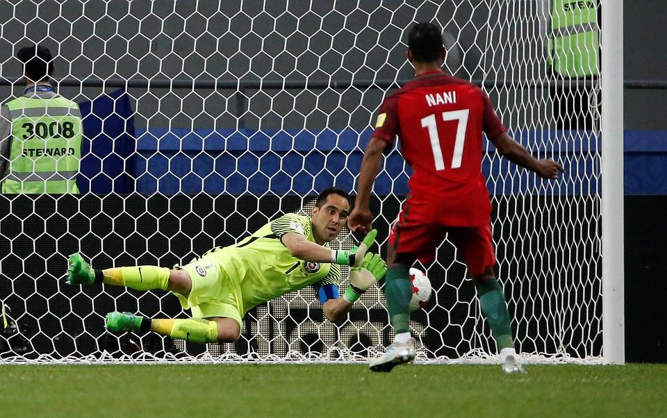 Чилийцы вышли вфинал Кубка конфедераций
