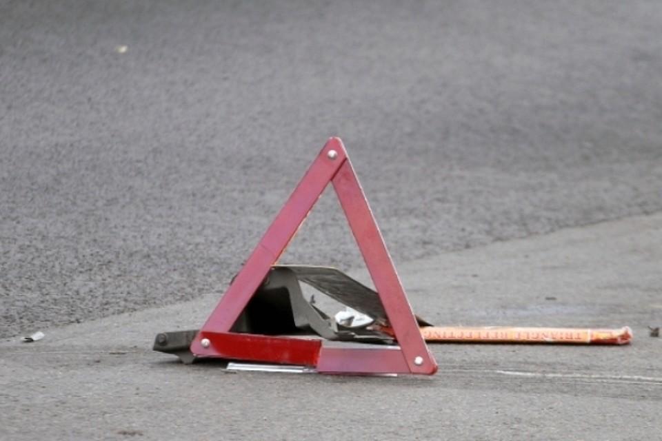 Под Томском шофёр на«Ниссане» насмерть сбил женщину