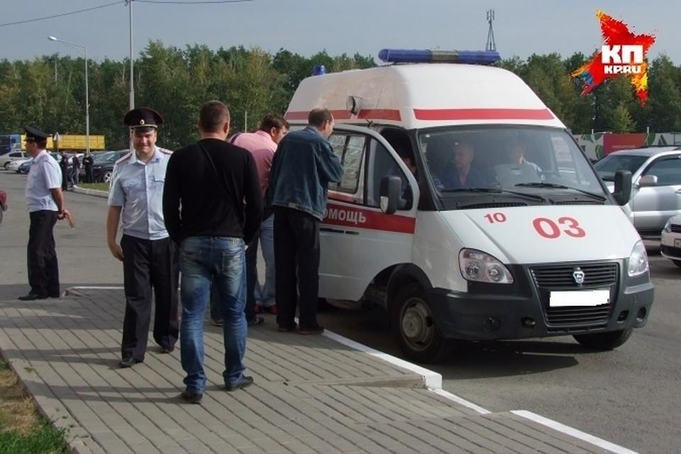 Гражданин Чебоксар заплатит штраф зато, что ударил хирурга БСМП
