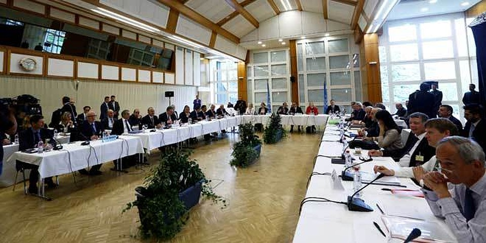 ВШвейцарии стартовали переговоры обобъединении Кипра