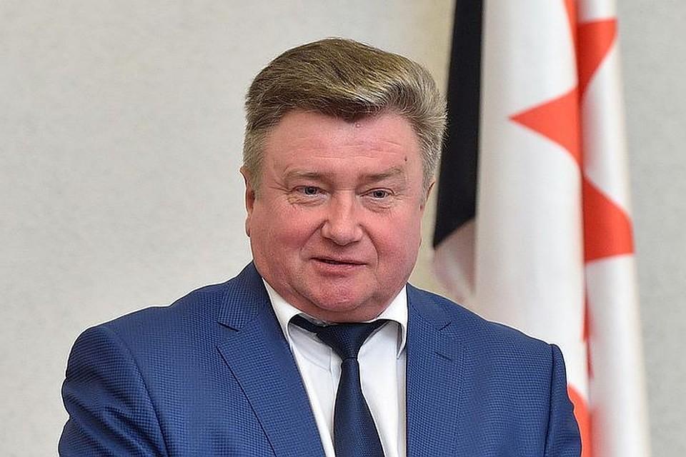 Кэкс-руководителю администрации главы Удмуртии пришли собыском