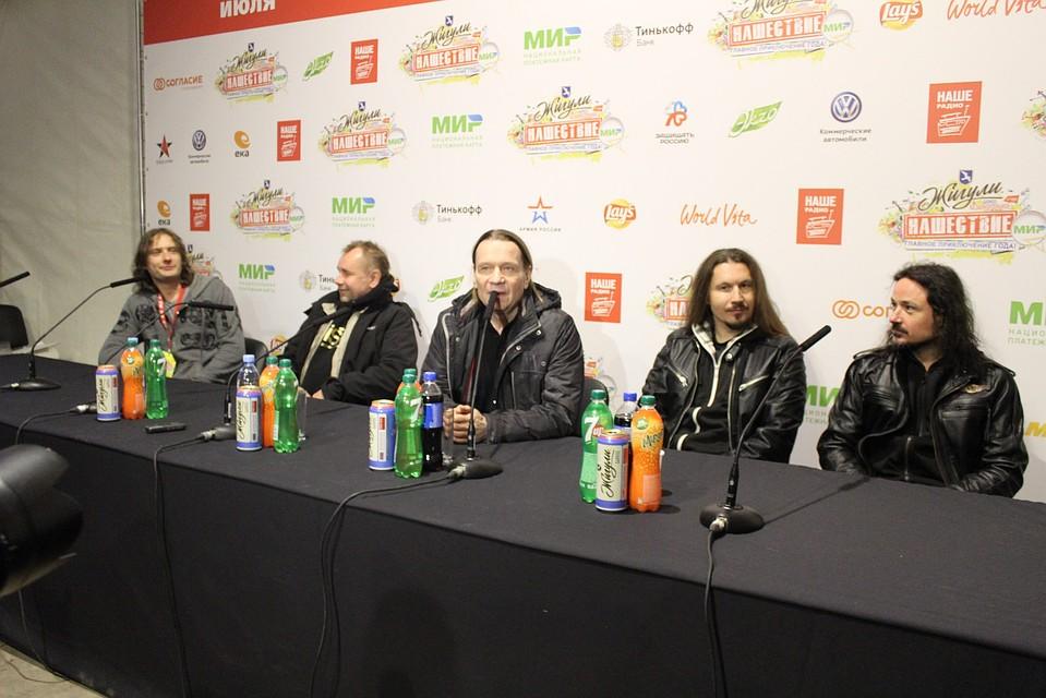 Нафестивале «Нашествие» выступят 100 рок-групп и«Русские витязи»