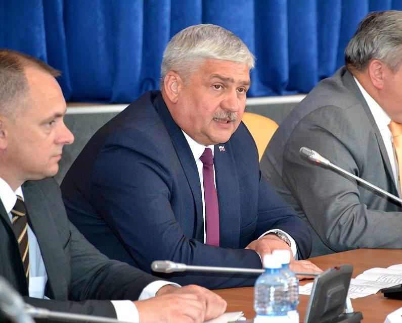 ВОрловской области новый главный федеральный инспектор