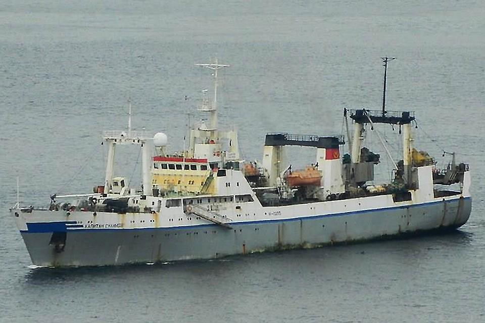 Мурманские моряки погибли насудне вНорвежском море