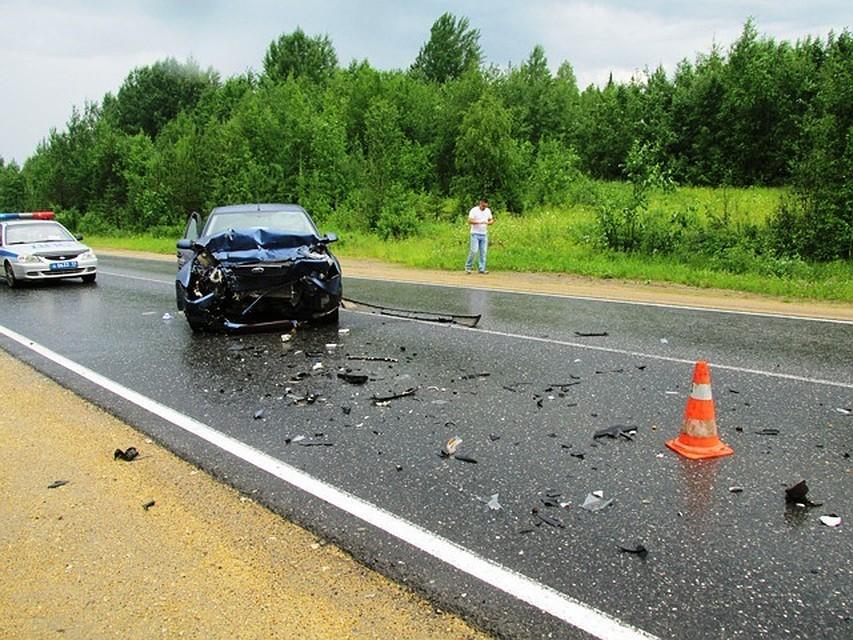 Семь человек пострадали вДТП наулице Терновского вПензе