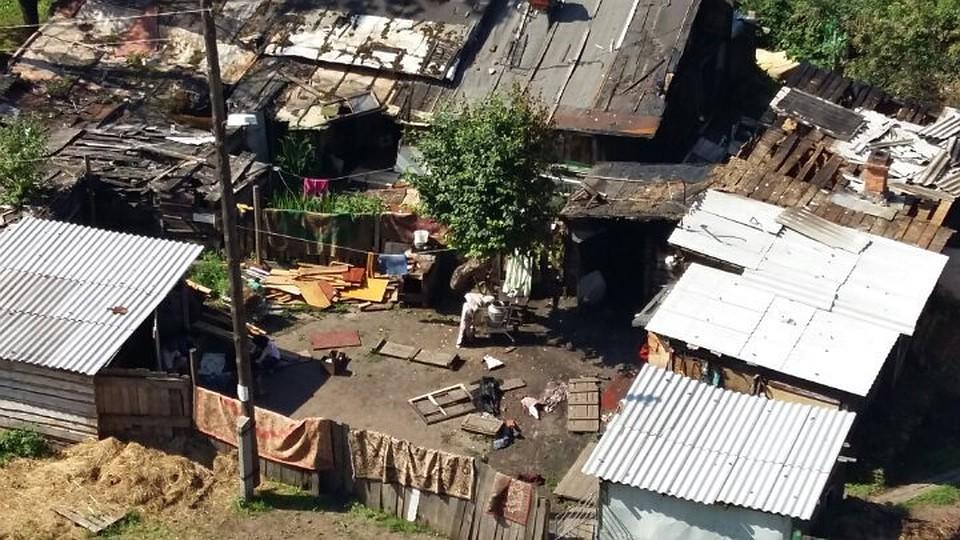 ВТюмени в личном доме сгорела женщина— трагичный пожар