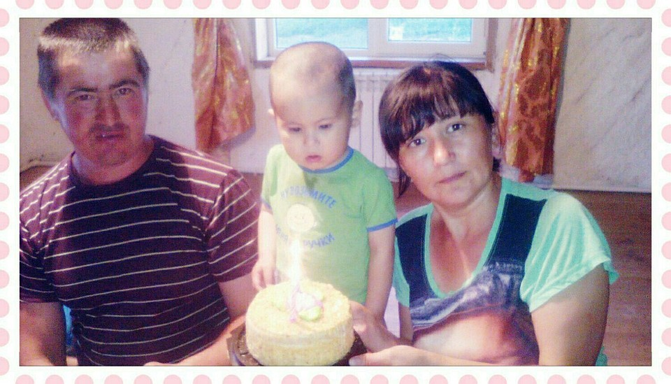 ВБашкирии без вести пропали супруги Надыргуловы сдвухлетним сыном