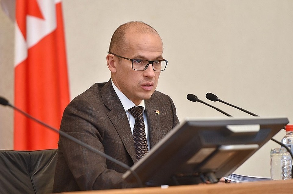 Бречалов подал документы нарегистрацию вкачестве кандидата напост руководителя Удмуртии
