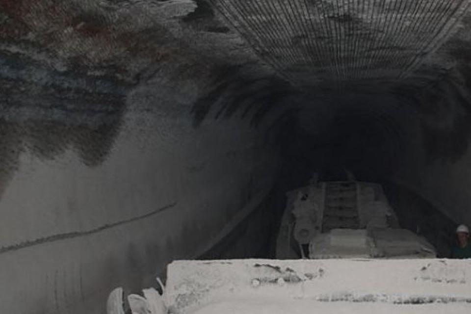 Нашахте «Уралкалия» вПермском крае в итоге несчастного случая умер рабочий