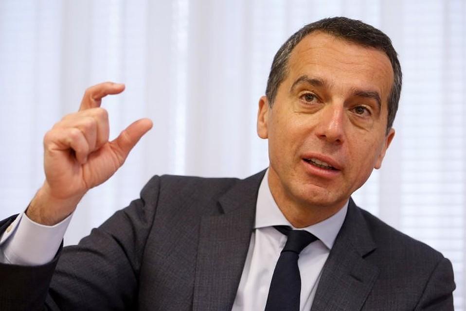 Австрийский канцлер назвал невозможным вступление Турции в EC