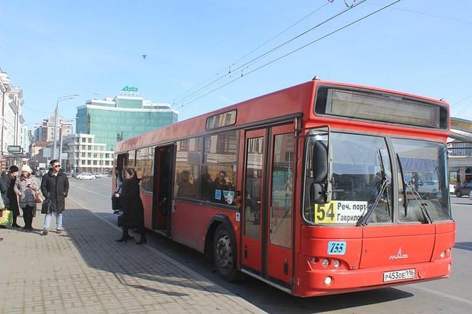 ВКазани планируют создать новейшую маршрутную сеть пассажирского транспорта