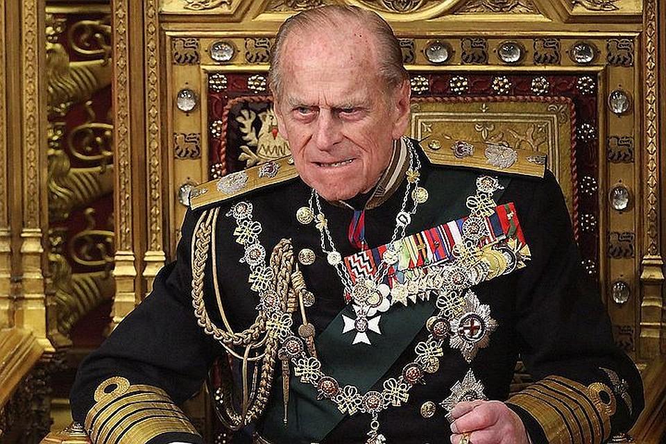 Газета Telegraph поошибке «похоронила» супруга английской королевы
