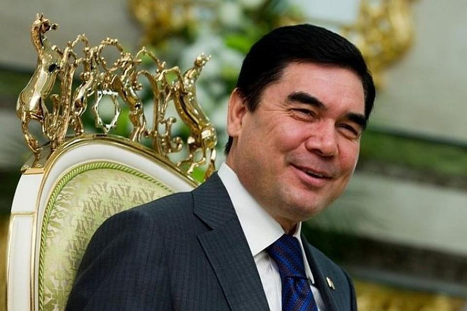 Президент Туркменистана предстал вобразе коммандос