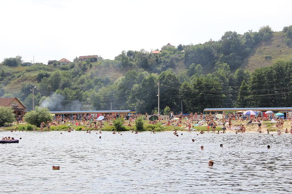 Cотрудники экстренных служб предупредили граждан Воронежской области о35-градусной жаре