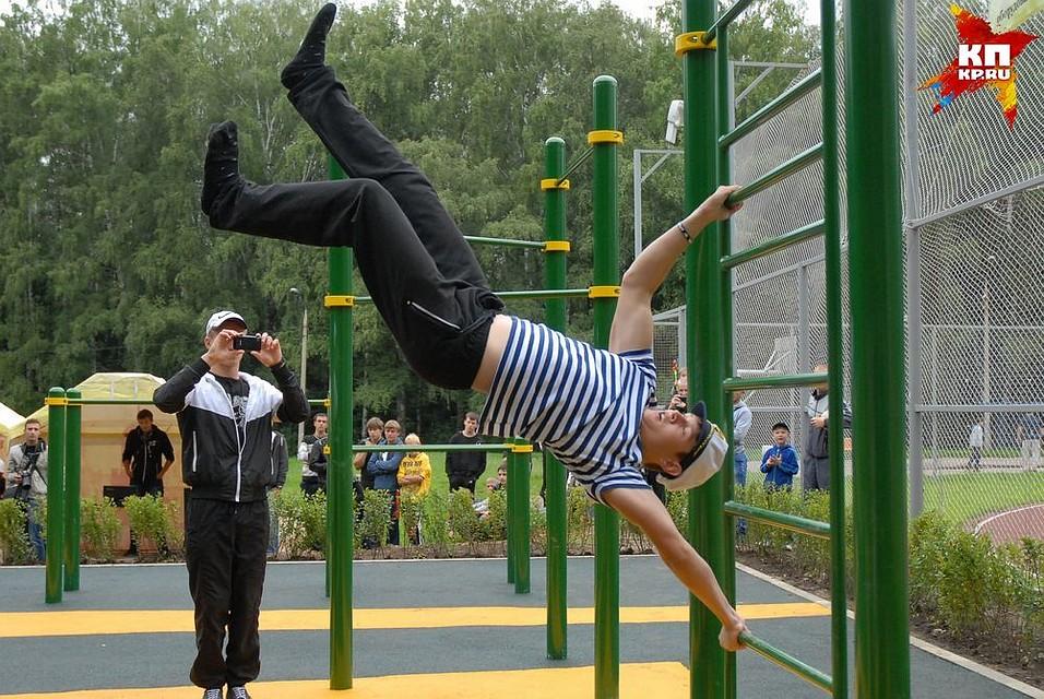 Юрий Цкипури приглашает туляков по-спортивному обозначить День физкультурника