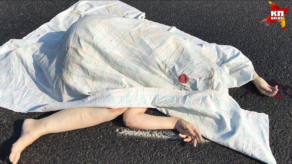 НаУсть-Курдюмском шоссе погибла женщина