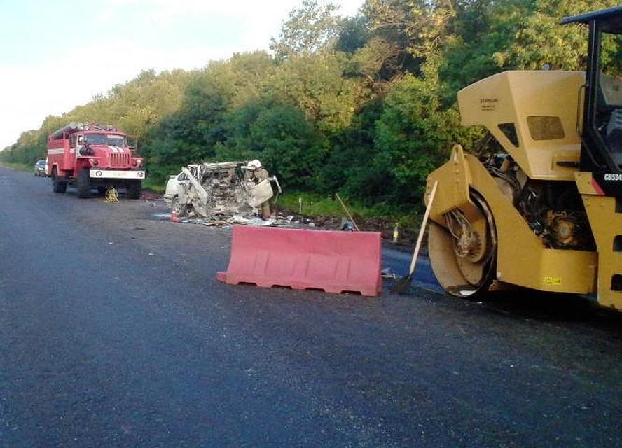 ВОрловской области вДТП скатком умер 29-летний шофёр
