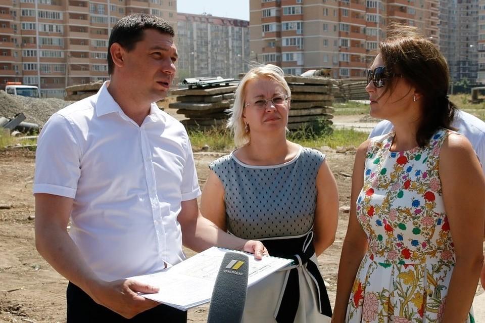 Мэр Краснодара пообещал на100% неперекрывать дороги вовремя ремонта