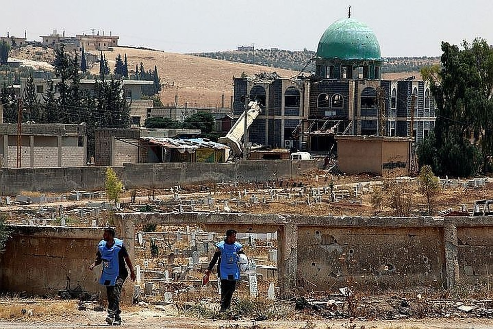 Жертвами авиаударов сирийской коалиции поРакке стали 29 мирных граждан