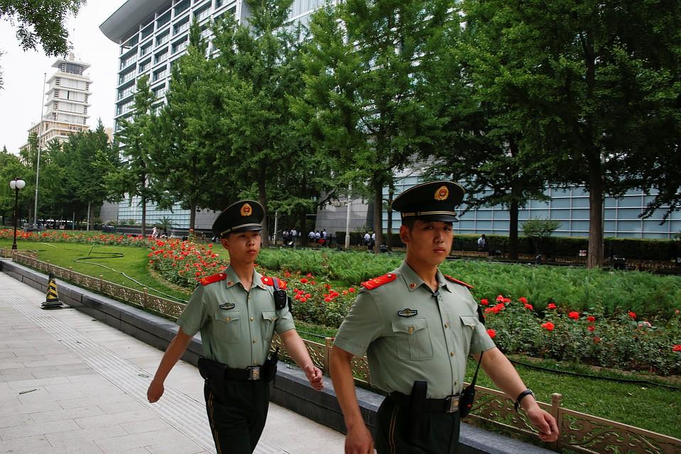 Натерритории Китая были задержаны 30 охотников задревностями