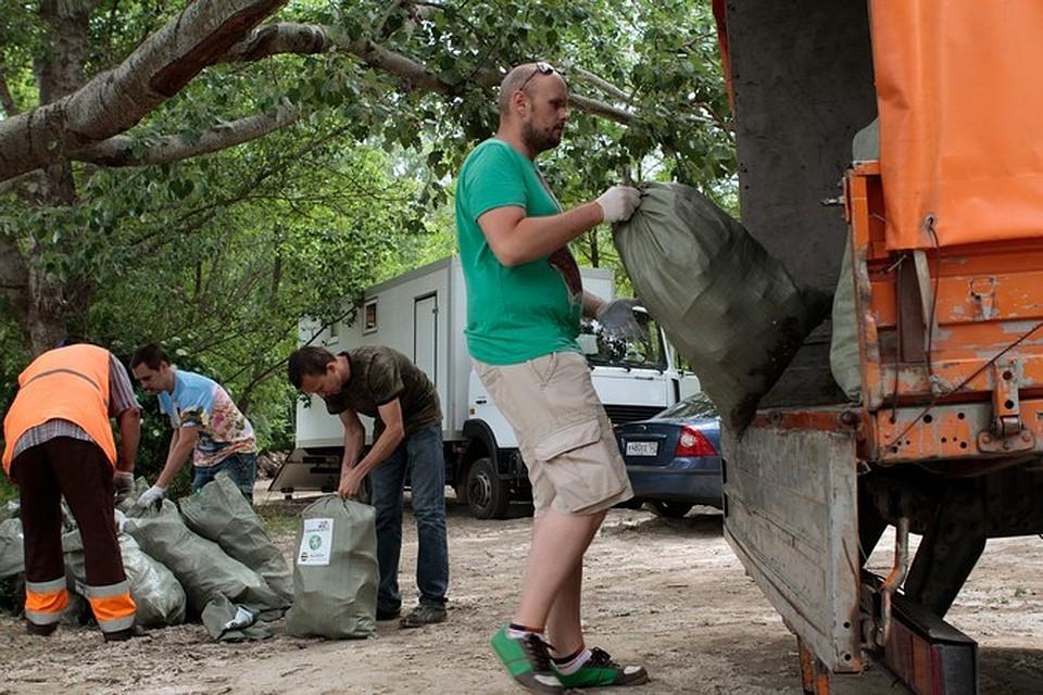 ВБелореченском районе открылся новый полигон для утилизации мусора