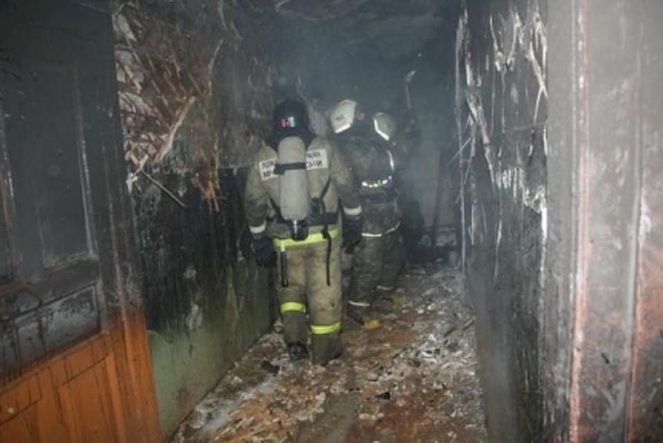 Два многоквартирных здания сгорели заодну ночь наЯмале