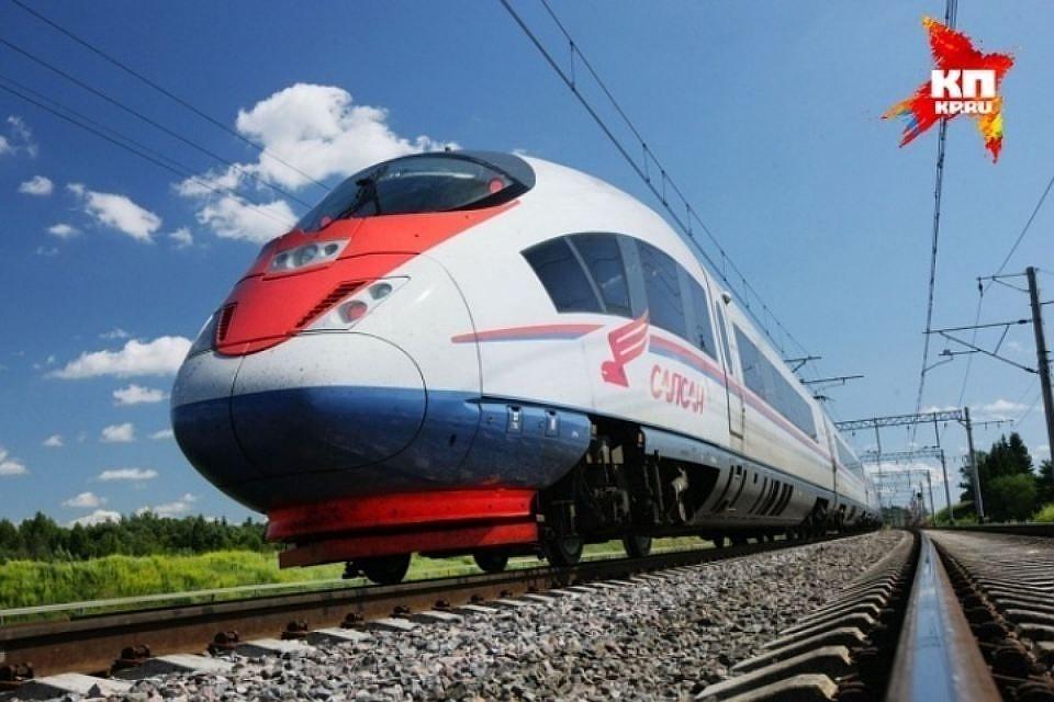 Скоростную магистраль Москва-Казань начнут строить в следующем году