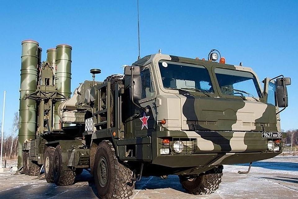 Турция получит российские С-400