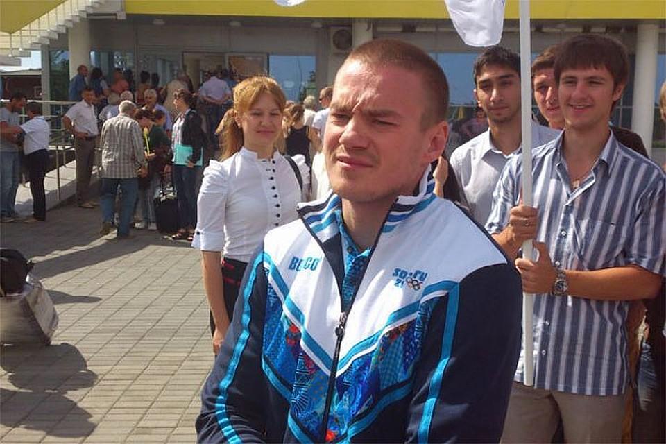 Житель россии Захаров завоевал золото Универсиады впрыжках вводу стрехметрового трамплина