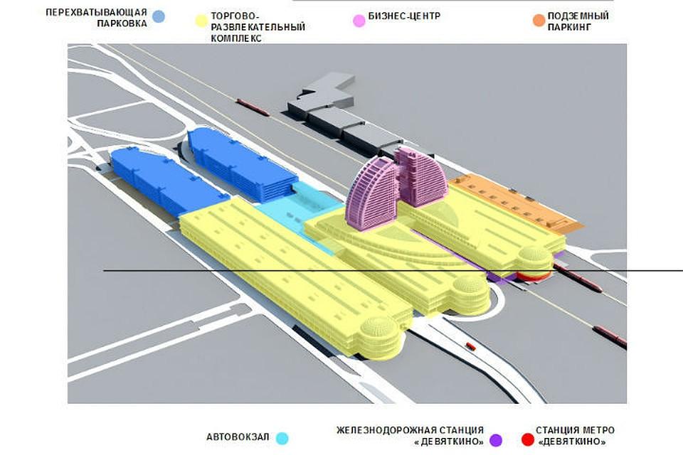 Главгосэкспертиза согласовала проект возведения транспортной развязки в северной столице
