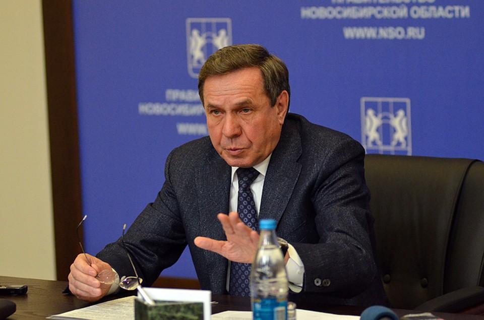 Губернатор Новосибирской области остановил мусорную концессию